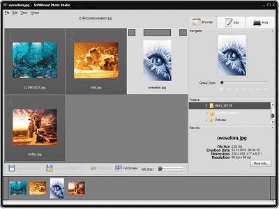 Téléchargez Soft4Boost Photo Studio (Gratuit)