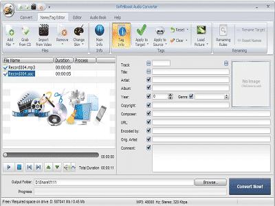 Télécharger Soft4Boost Audio Converter (Gratuit)