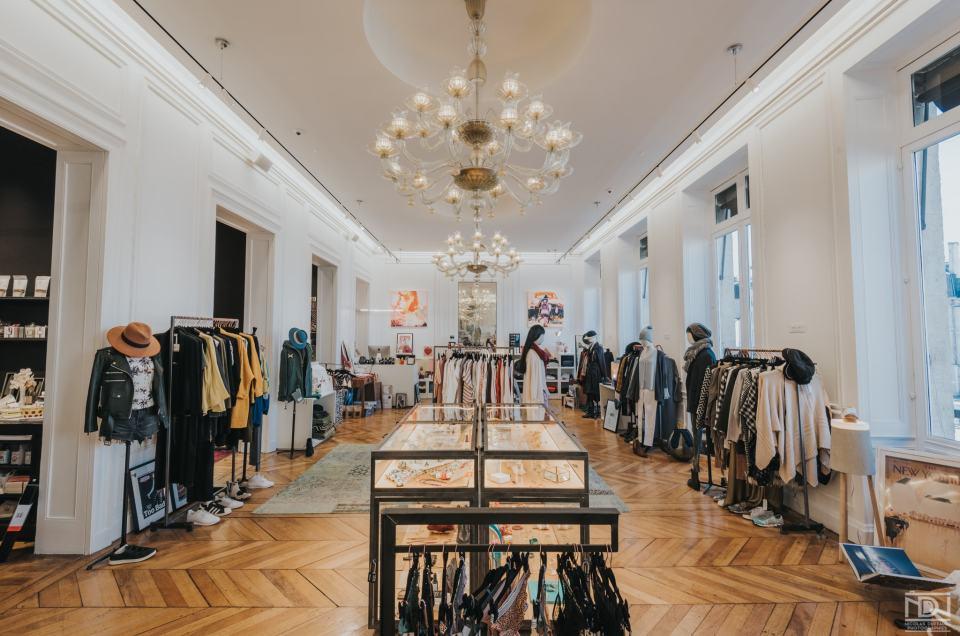 La boutique-appartement JANE DE BOY à Bordeaux