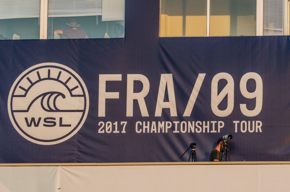 Quiksilver & Roxy Pro France 2017