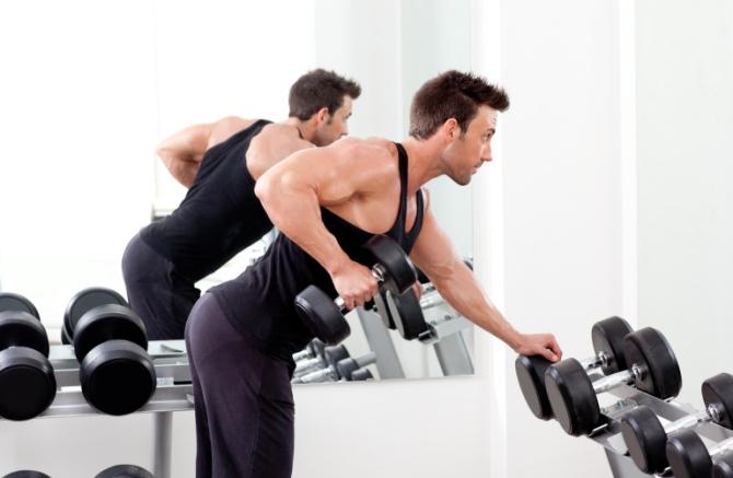 bibehålla muskler och styrka