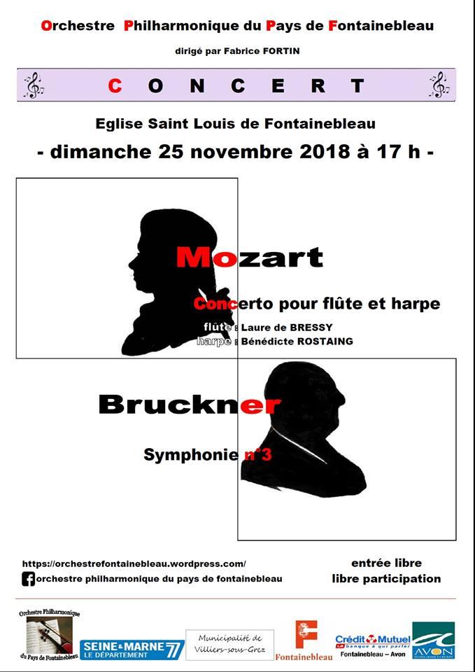 Affiche Fontainebleau