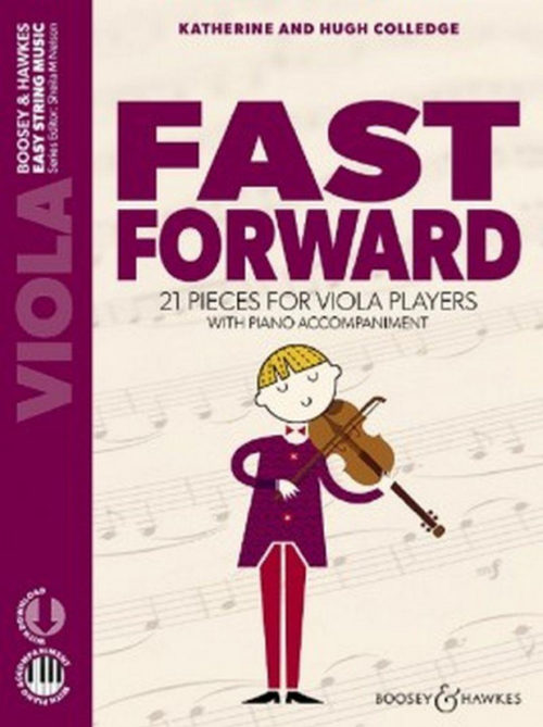 Colledge Fast Forward alto piano