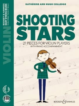 Colledge Shooting Stars violon piano