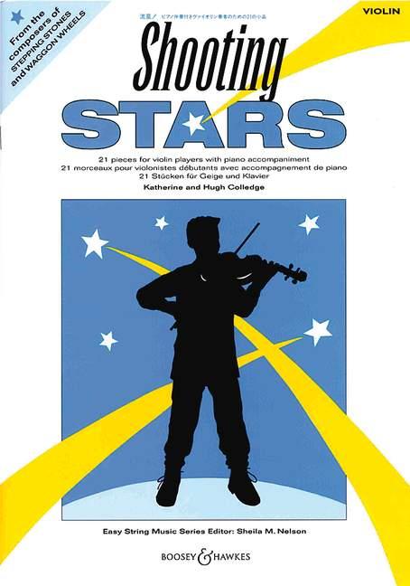 Colledge Shooting Stars violon piano