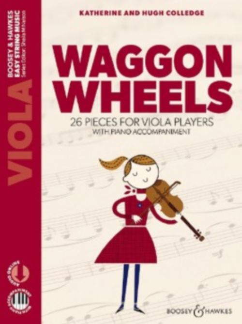 Colledge Waggon Wheels alto piano