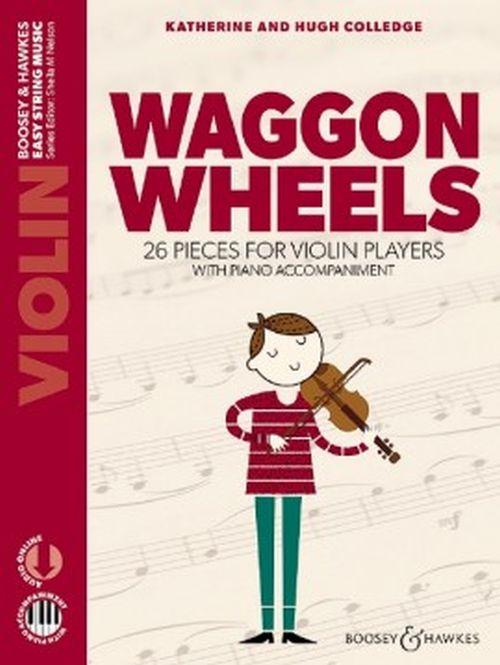 Colledge Waggon Wheels violon piano