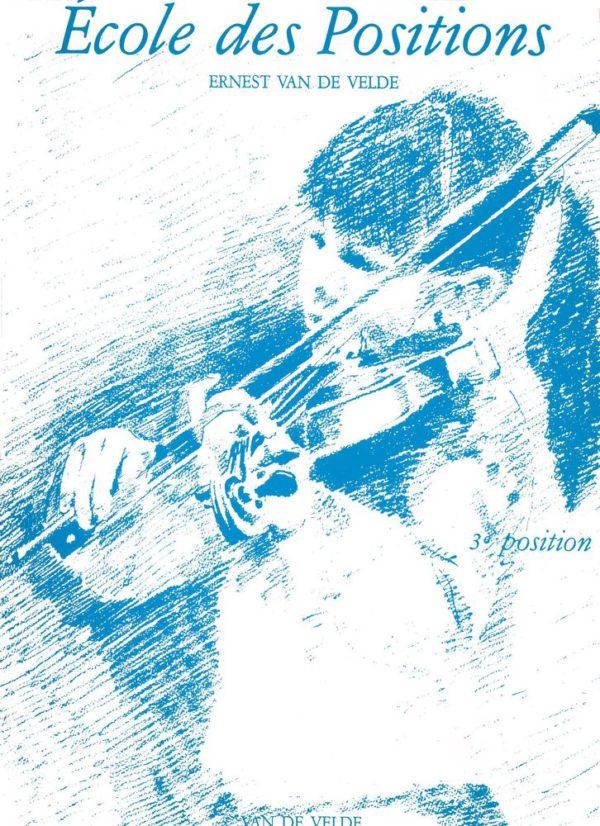 Van de Velde 3e position violon