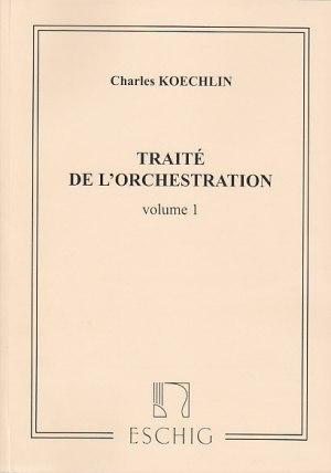 Koechlin traité orchestration vol 1