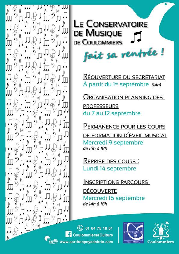 Rentrée CRC Coulommiers 2020