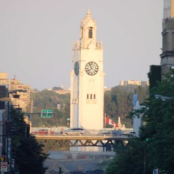 L'horloge du vieux Montréal