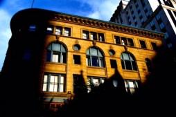 Montréal, façade