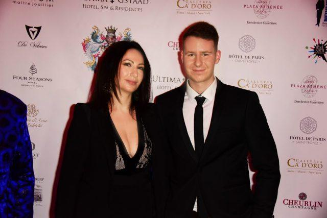 Nicolas Rouquet et Florence Cyberman