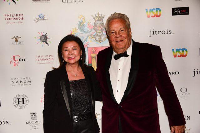 Jeanne D'hauteserre et Massimo Gargia