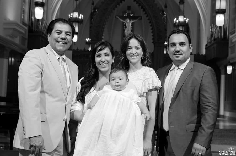 baptism photographer in Los Angeles