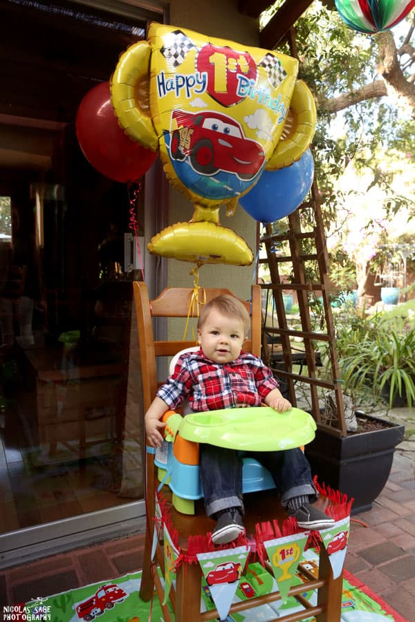 first birthday party photographer los angeles