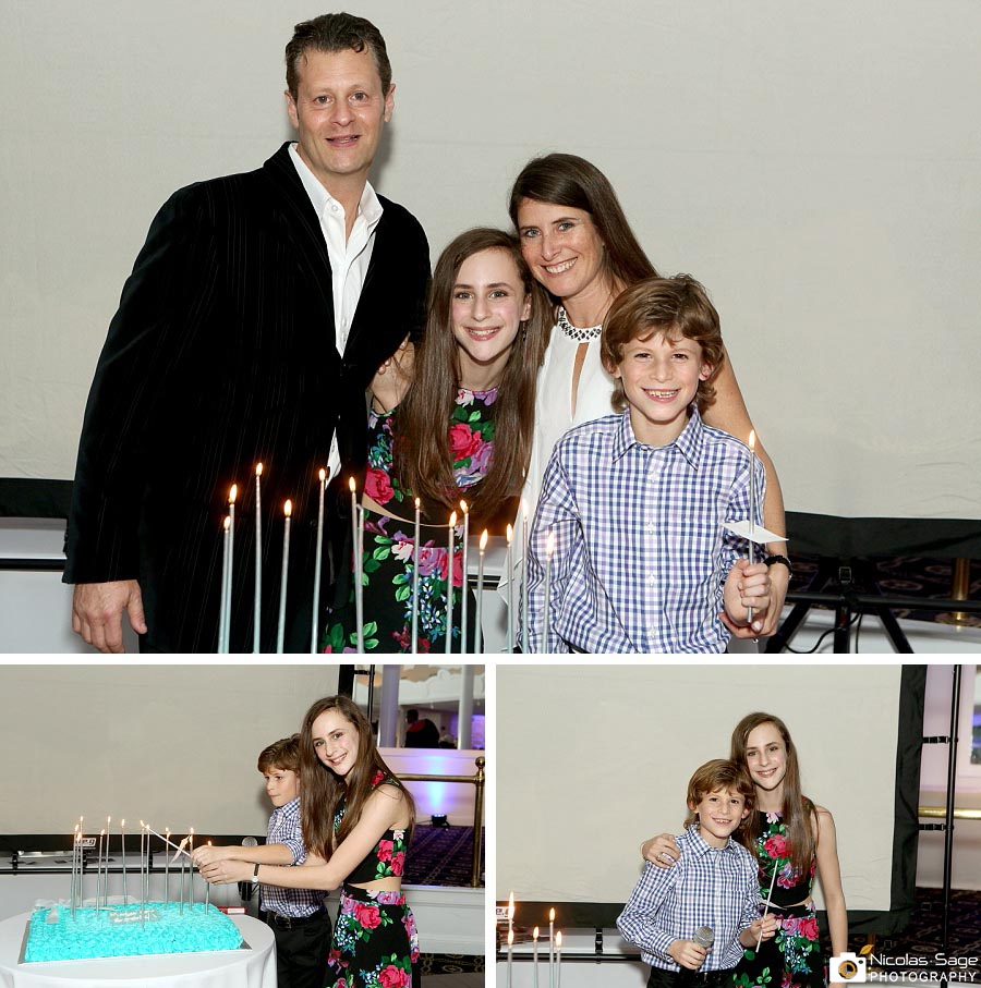 candle lighting ceremony bat mitzvah