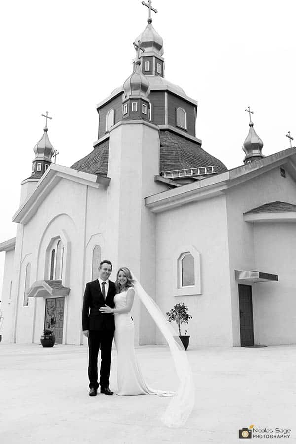 black and white wedding photography los angeles