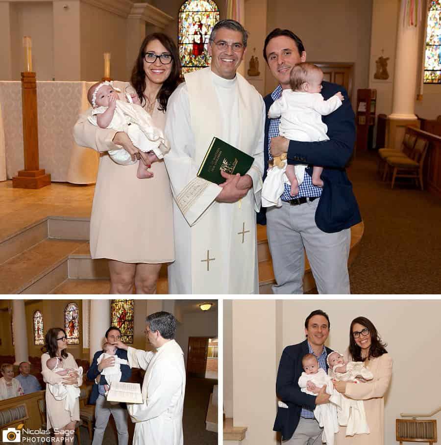 Beverly Hills Baptism Photographer