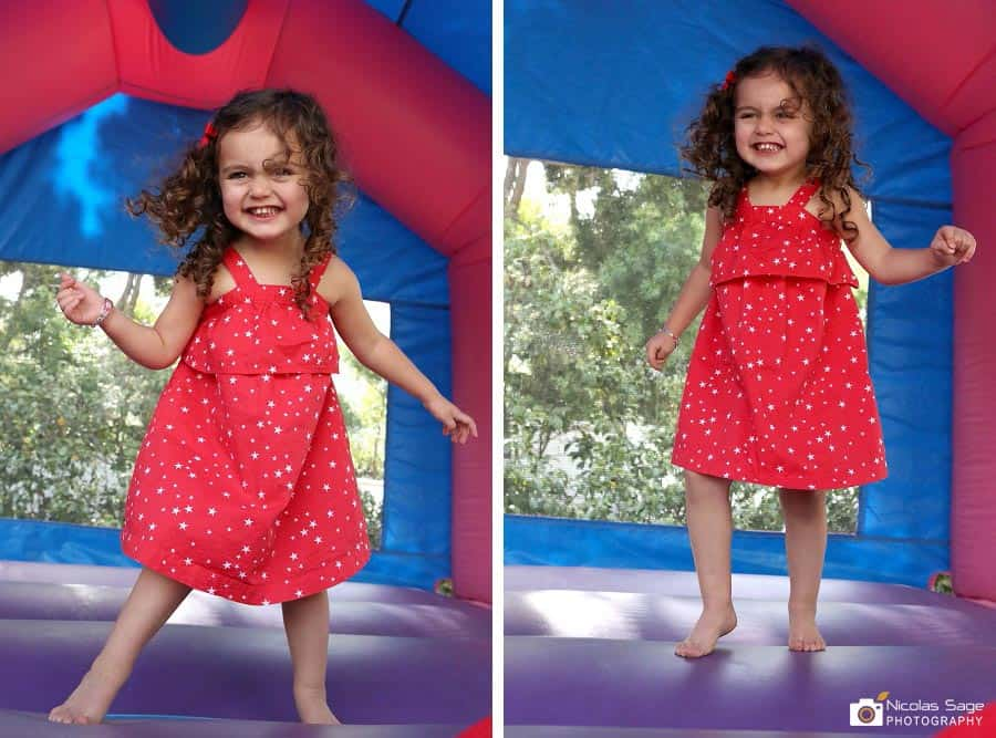 Los Angeles Kids Birthday Party Photography