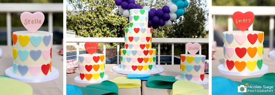 West Los Angeles Kids Birthday Party Photographer