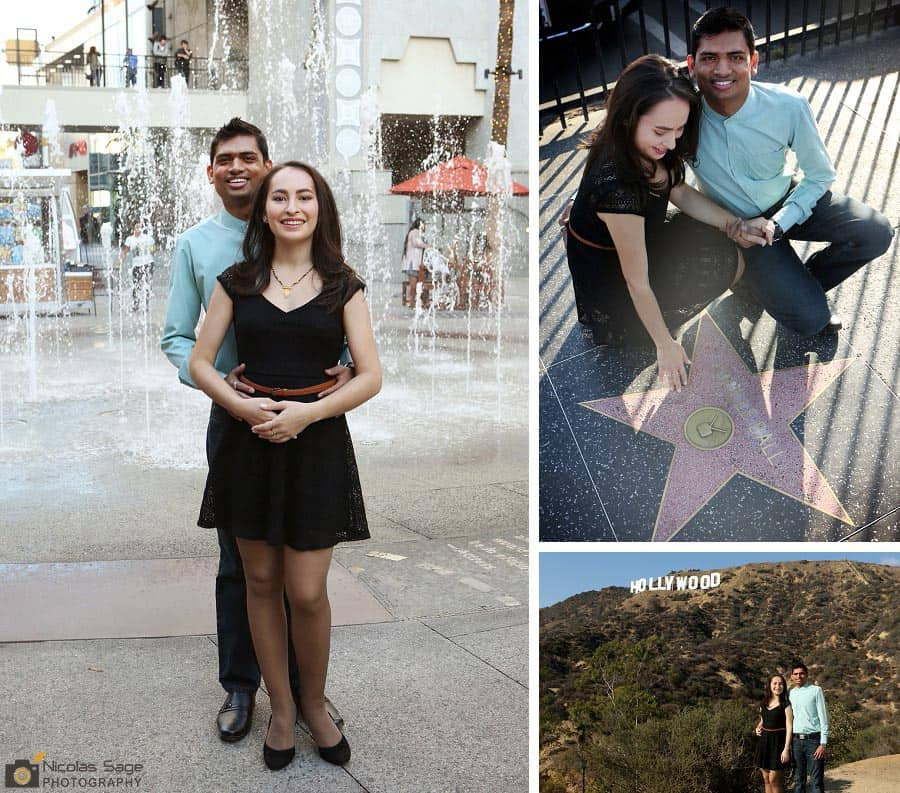 Hollywood vacation photographer