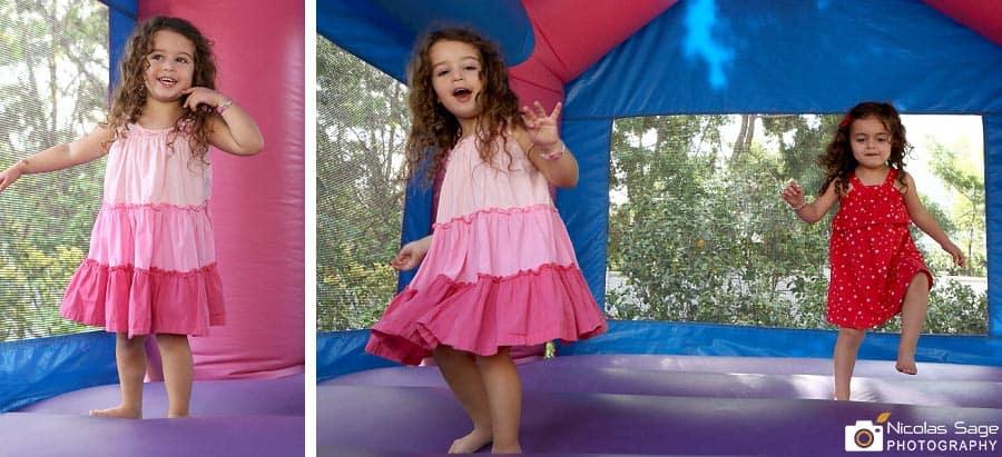 Children birthday party photographer