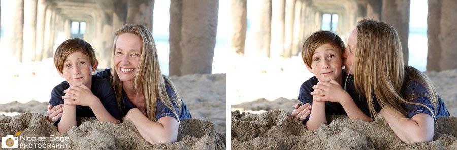 Manhattan Beach family photography