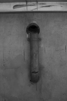 Bouche béante, rue de l'oratoire
