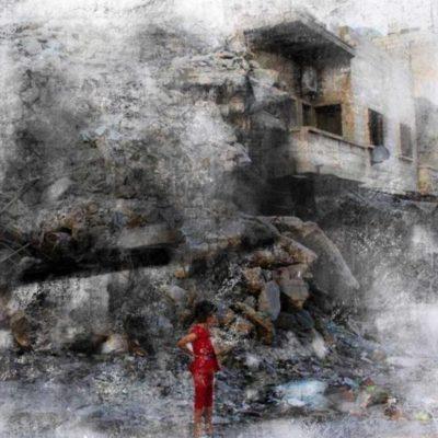 syrie-petite-fille-en-rouge