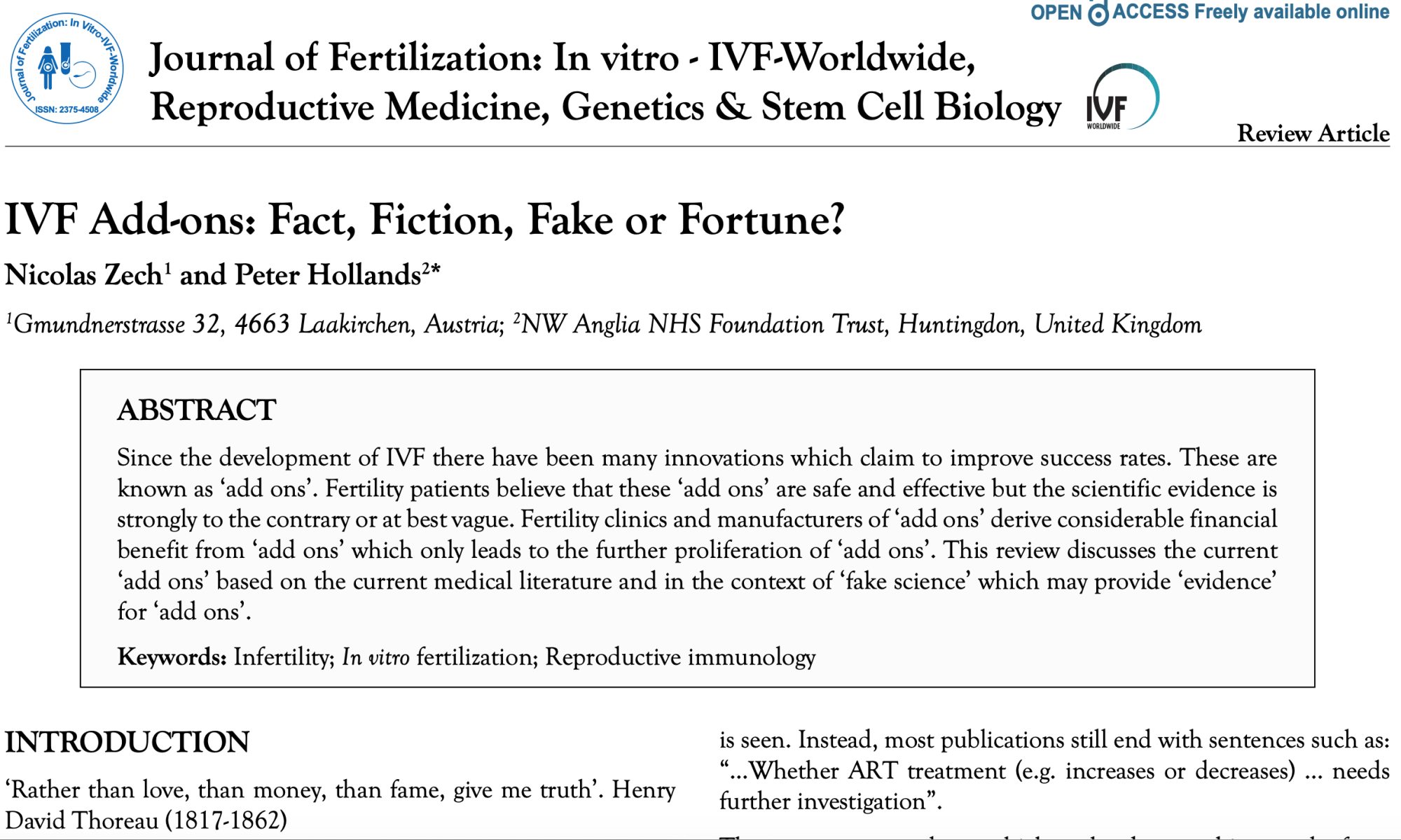 In vitro Fertilisation Reproduktionsmedizin