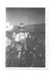 A country childhood in Fürstenhagen (?1943?)
