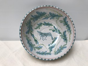 Prawn salad bowl