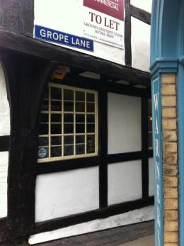 Grope Lane
