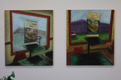 """9th Street"", versions 1 and 2 (2016)"