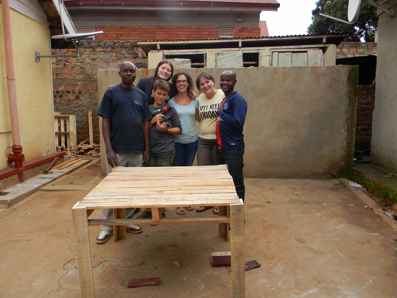 Travel Log Uganda, Day 10: A Day of Craft