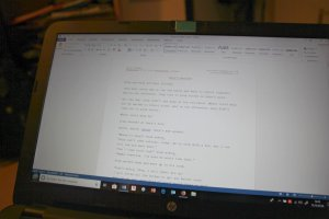 My Writing Process, Step 4-5 (With Text Snippets)
