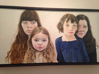 Discovered a new realism artist that captured my attention and appreciation, widely: Ishbel Myerscough.