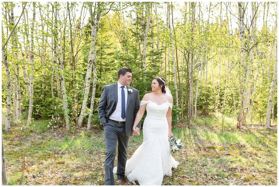 will + Ashley backyard wedding pei