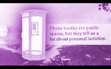 """Book Trailer for Ariana Kelly's """"Phone Booth"""""""