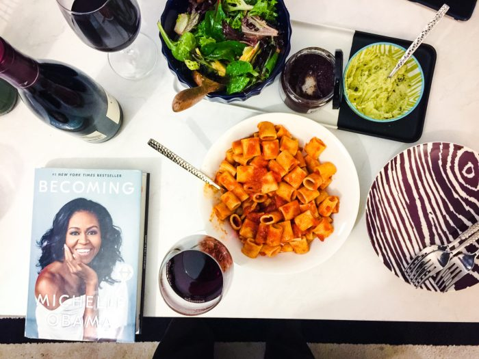 Michelle Obama's Becoming Book Club
