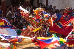 Bhutan-Trashigang-Dzong-Dance-of-Heroes-2-by-Colin-Prior