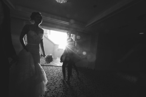 ritz carlton laguna niguel artistic wedding bride