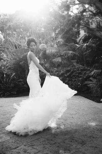 bride wedding ritz carlton laguna niguel