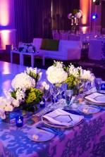 wedding place setting ritz carlton laguna niguel