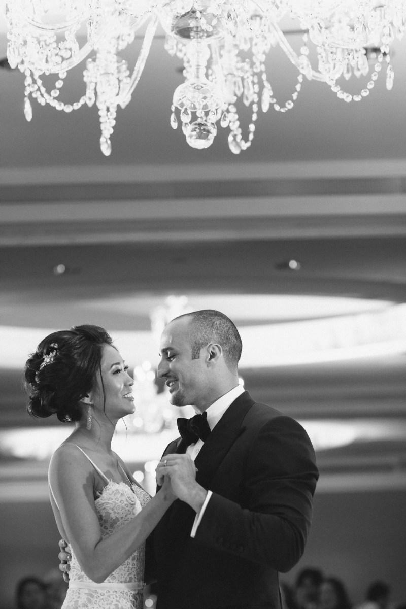wedding first dance ritz carlton laguna niguel