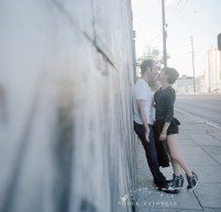 engagement session downtown la film photographer nicole caldwell 01