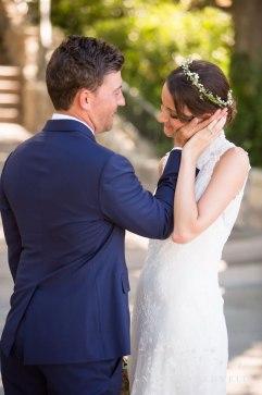 weddings temecula creek in first look