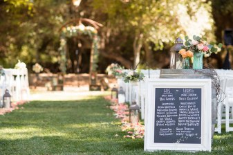 temecula creek inn wedding stone house ceremony rustic