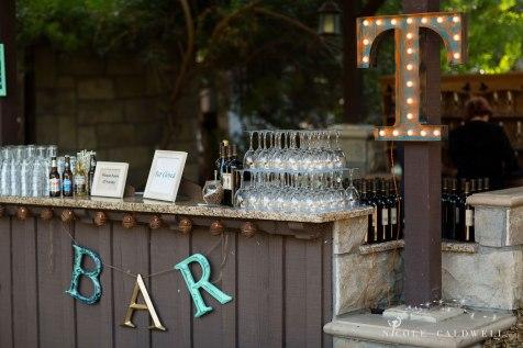 bar temecula creek inn wedding stone house bride